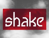 shake typeface