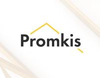Promkis – landing page