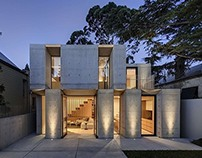 Glebe House by Nobbs Radford Architects