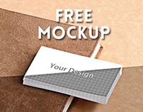 Free Mockup(card)