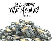 ALL ABOUT THE MONEY REMIX COVER