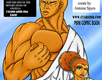 FINAL ICONE I TRAIN WITH THE LORD ENGLISH COMIC BOOK