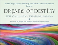 Dreams of Destiny (Dance Recital)