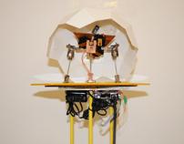 DELTA & ALPHA robots @ Gallery of Contemporary Art Ў