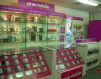 One Mobile Shop-in-Shop