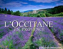Extensão de marca - L'Occitane en Provence