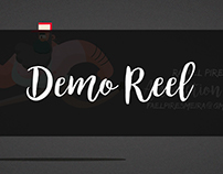 Demo (animation) Reel 2015/2016