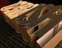 3D Typography Part 1