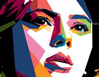 WPAP Scarlett Johansson