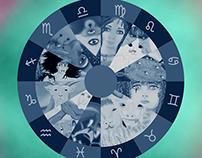 zodiac sign , signos zodiaco