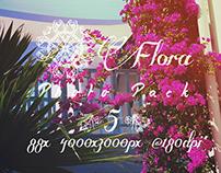 Flora Photo Pack V5