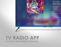 MiRadio Design on TV