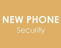 New Mobile Phone Security App