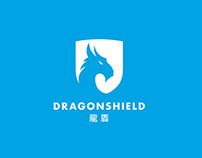 Dragonshield - logo design