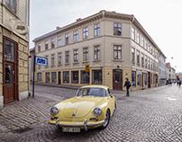 Sweden - Goteborg and Stockholm