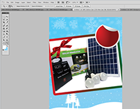 Solar Energy Promotion Ads