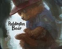 PADDINGTON BEAR Character design/Pitch work