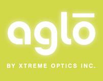 'AGLO' Lighting Naming & Branding