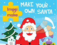 MAKE YOUR OWN SANTA
