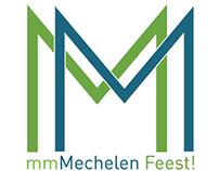 MMmechelen Feest! - School Project