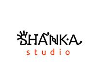 Логотип для студії фото і дизайну Shanka