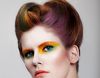 Collection  for British hair awards 14