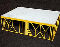 Kolosok table