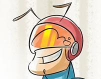 Ant-Man Mascot 2