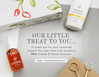Newsletters - Pai Skincare