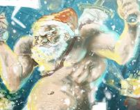 Santa Caos