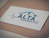 Alta Diagnostics Vector Logo