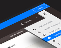 Dashboard - Cloud based, property management