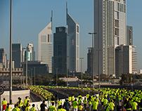 Nike We Run Dubai /// 2014