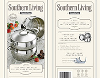 Southern Living Stainless Steel Cookware