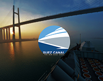 LOGO THE NEW SUEZ CANAL PROJECT
