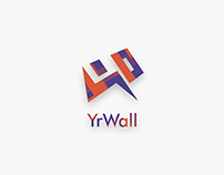 YrWall idents and logo animations