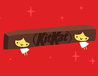 KitKat GIFs