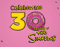30 SEASONS OF THE SIMPSONS
