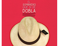 Palmato Sombreros, Aguadeños