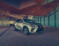 LEXUS NX - REFLECTIONS