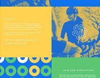 The Bike Club - Branding