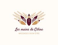 Les mains de Céline - Brand design