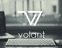 Volant Logo Design