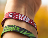 Keller Rave Wristband