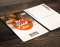 Bar & Grill - Graphic Design