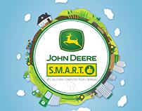 John Deere Sub-Saharan Africa: Infographic Handout