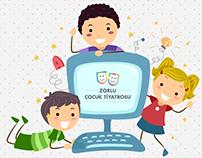 Zorlu Çocuk Tiyatrosu Sosyal Medya Yönetimi
