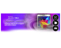 Banner for web shop