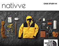 Case studies for marketing agency; Nativve