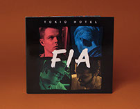 Tokio Hotel, 'Feel It All' – Single Cover